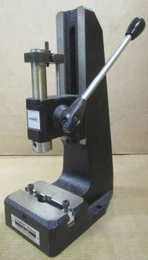 Schmidt 5-02-2007 Rack And Pinion Manual Hand Press Work